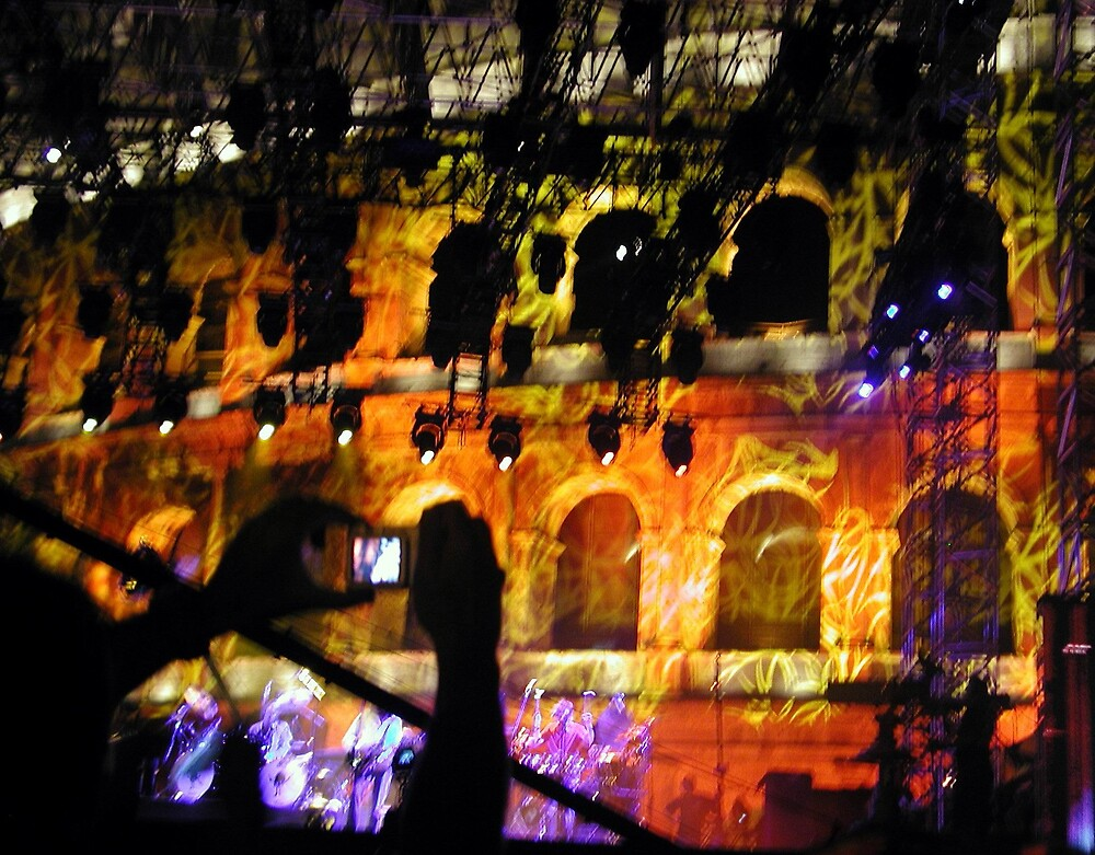Concert at the Colosseum by LizzyM