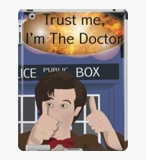 Doctor Who - Matt Smith iPad Case/Skin
