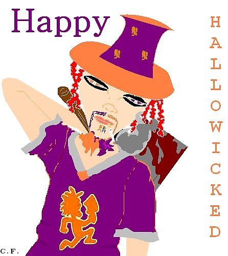 Happy hallowicked by KiLLerxKarNi