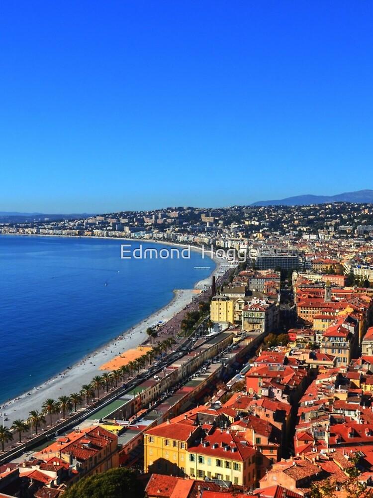 Nice France by EdmondHoggeJr