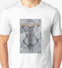 Beneath the Taffeta  Unisex T-Shirt