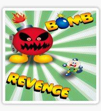 Bomb Revenge Sticker