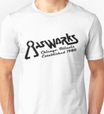 Wayne's World - Gasworks Sign Unisex T-Shirt