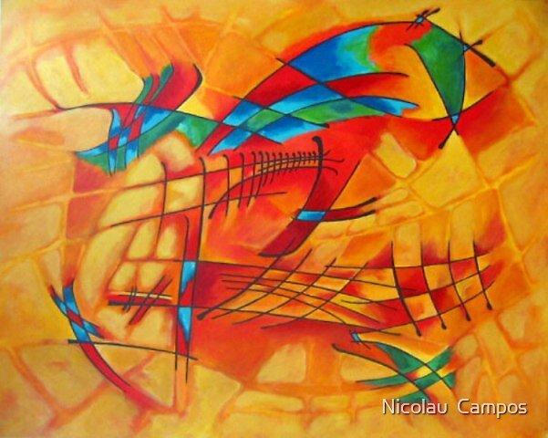 Sonata 2 by Nicolau  Campos