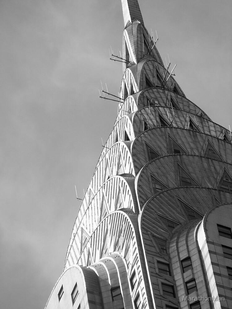 Art Deco NYC by MarathonMan