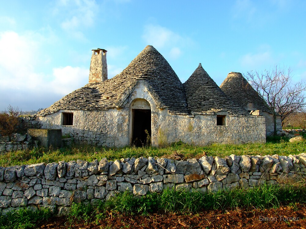 Trullo by Simon Turner