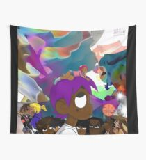 Uzi vs. The World - Large Photo Wall Tapestry