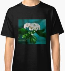 White Flower Blossoms Classic T-Shirt