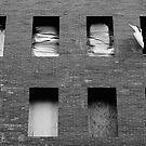 Brick Facade by Judith Oppenheimer