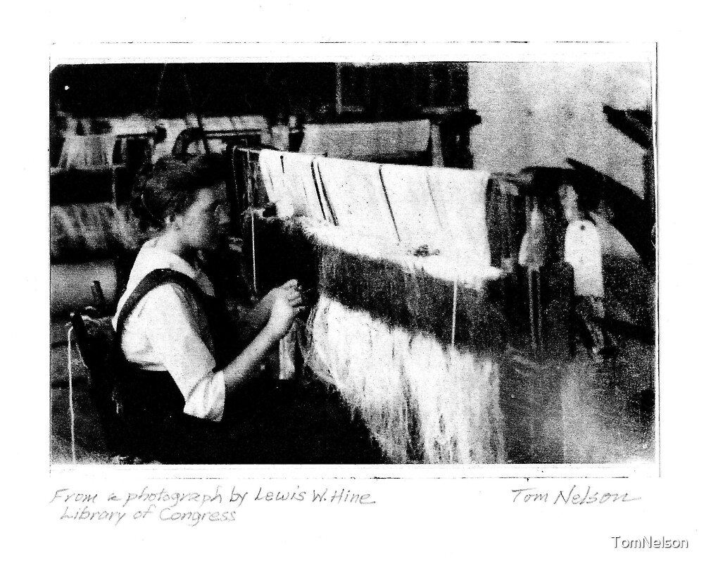 Weaving by TomNelson