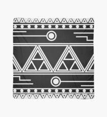 Afro Futuristisches Muster Tuch