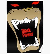 Black Panther-Black Power Poster