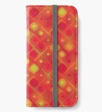 Dots Algorithmic pattern DT01 iPhone Wallet/Case/Skin