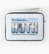 Hoth Postcard Laptop Sleeve