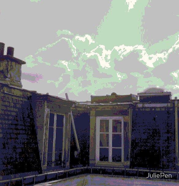 Paris Sunlight by JuliePen