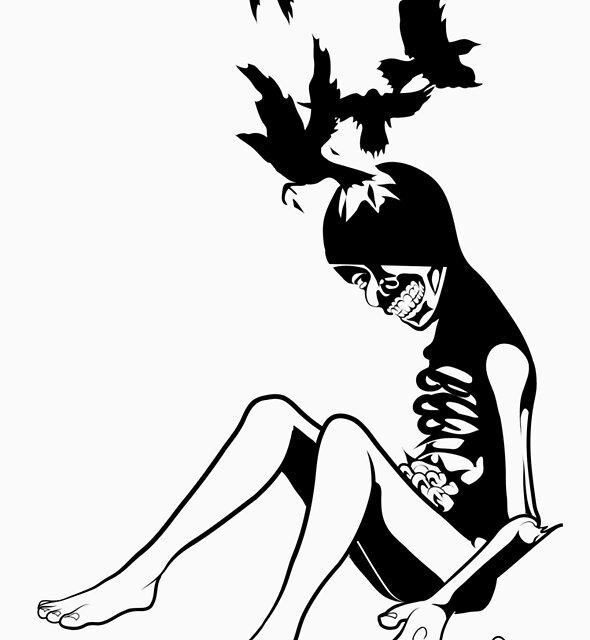 Zombie by Bizarro Art