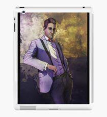 Young Rafe iPad Case/Skin