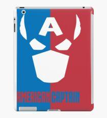 American Captain iPad Case/Skin