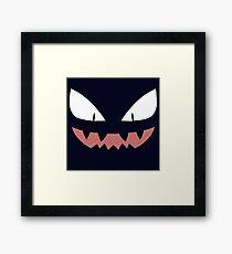 Pokemon - Haunter / Ghost (Shiny) Framed Print