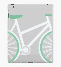 Vintage Minimalist Cycling Art - Road Bike iPad Case/Skin