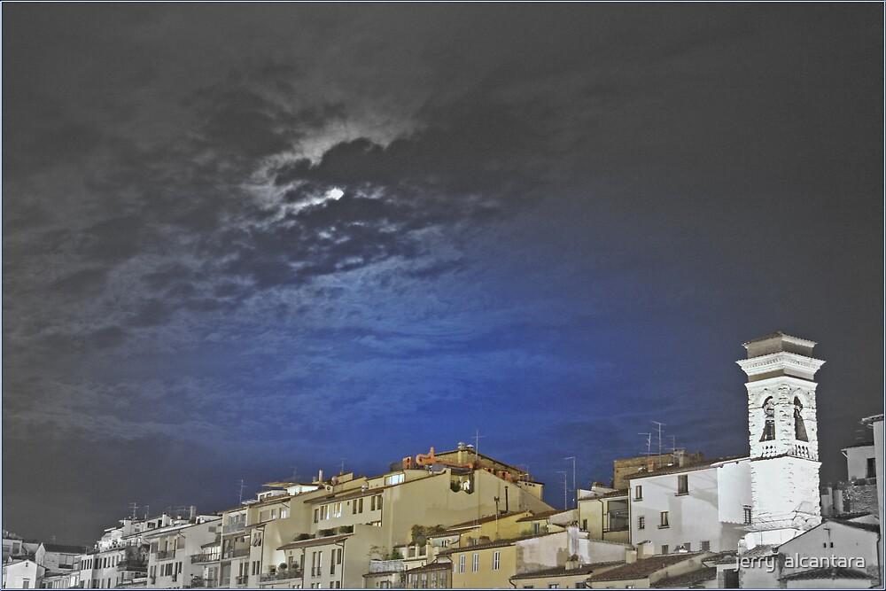 black and blue by jerry  alcantara