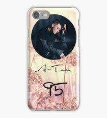 Topp Dogg A-Tom iPhone Case/Skin