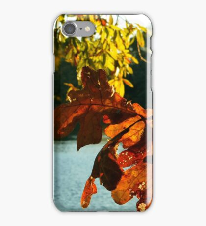 Backlight iPhone Case/Skin