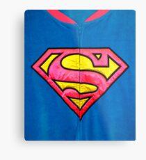 SUPERWOMAN!!! Metal Print