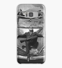 Bryan Cranston (black&white) Samsung Galaxy Case/Skin