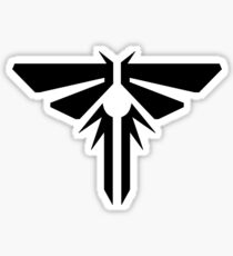 The Last Of Us - Firefly logo Sticker