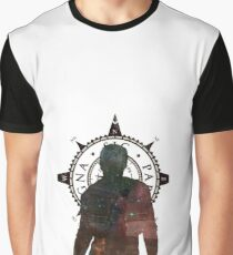 uncharted Graphic T-Shirt