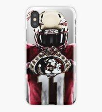 Florida State Seminoles Football iPhone Case