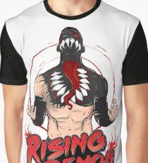 Rising Demon Graphic T-Shirt