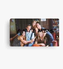 Friends TV Show Canvas Print