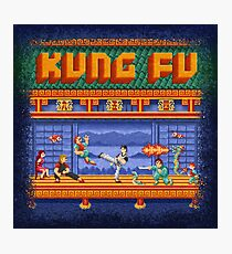 Fu Kung Photographic Print