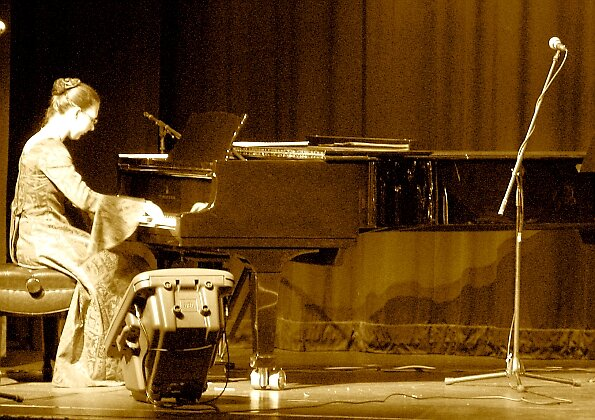 My Niece - The Concert Pianist by katt471