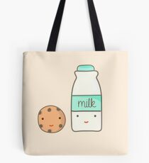 Cookie + Milk Love Tote Bag