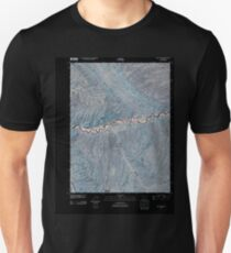 USGS TOPO Map Colorado CO Banty Point 20100901 TM Inverted Unisex T-Shirt