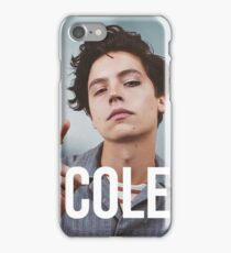 Riverdale - Cole Sprouse iPhone Case/Skin