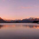 Lake Wanaka Sunrise by petejsmith