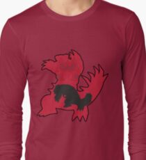 Primal Groudon Long Sleeve T-Shirt