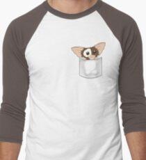 816987e1 Pocket Gizmo Baseball ¾ Sleeve T-Shirt