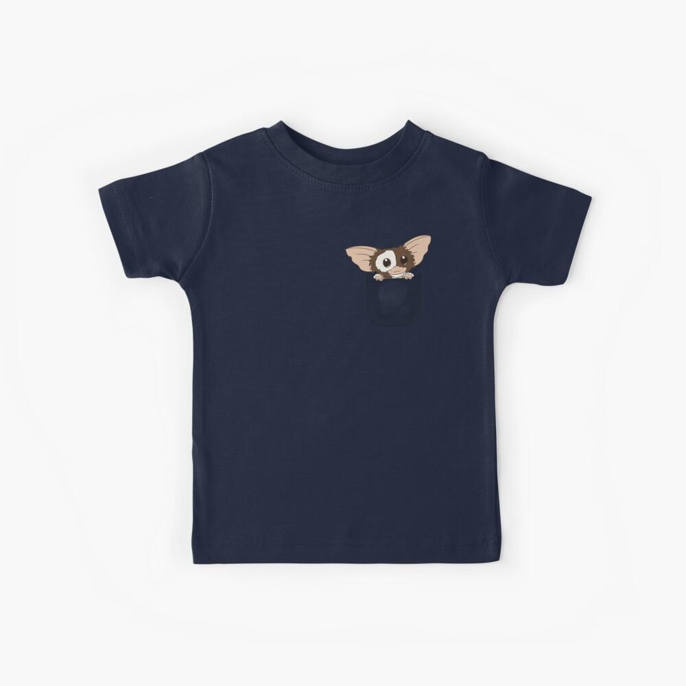 Pocket Gizmo  Kids T-Shirt
