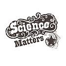 Science Matters - Vintage Retro Brown by jitterfly