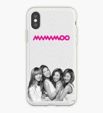 MAMAMOO Kpop Phone Case + Card iPhone Case