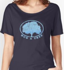 Hug A Tree Women's Relaxed Fit T-Shirt