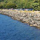 Rocky Shore by plaidfluff