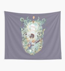 Seagreen Ophiochus Wall Tapestry