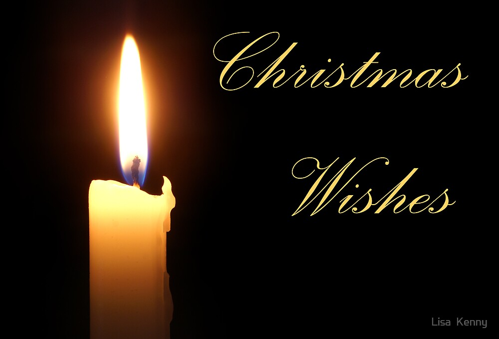 Christmas Wishes by Lisa Kenny