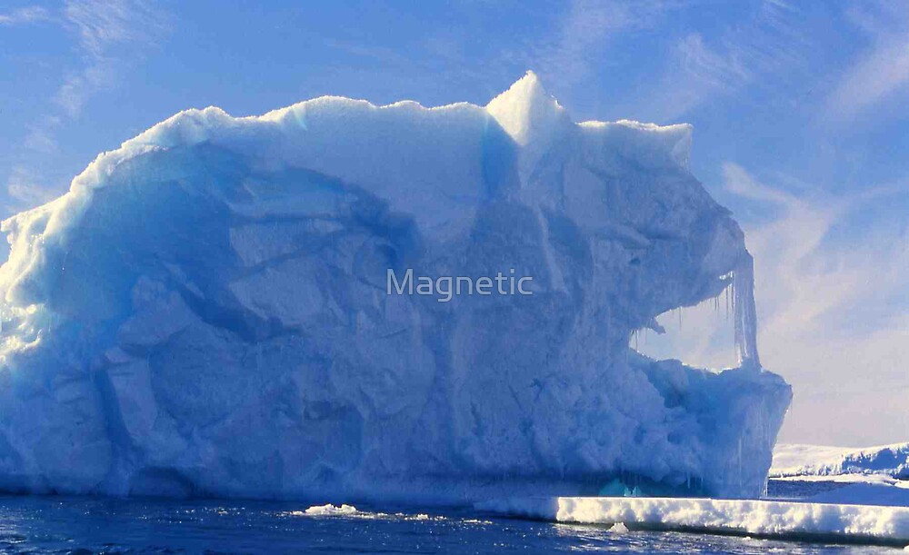 Ice Dragon by Magnetic